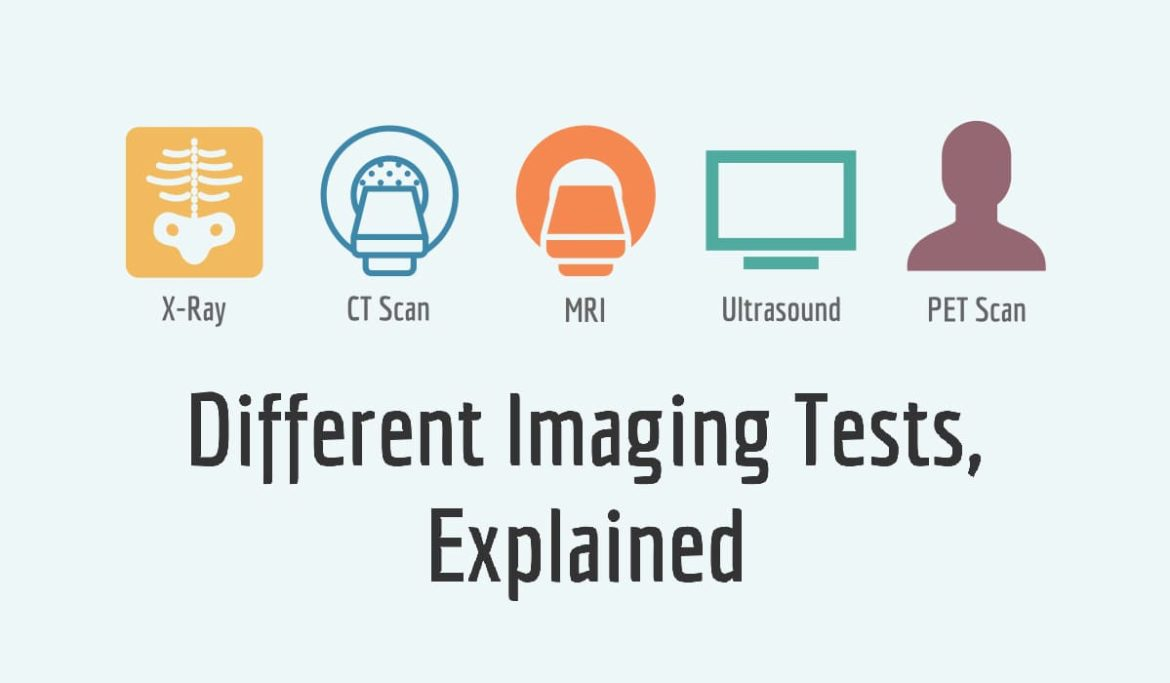 Different Imaging Tests, Explained